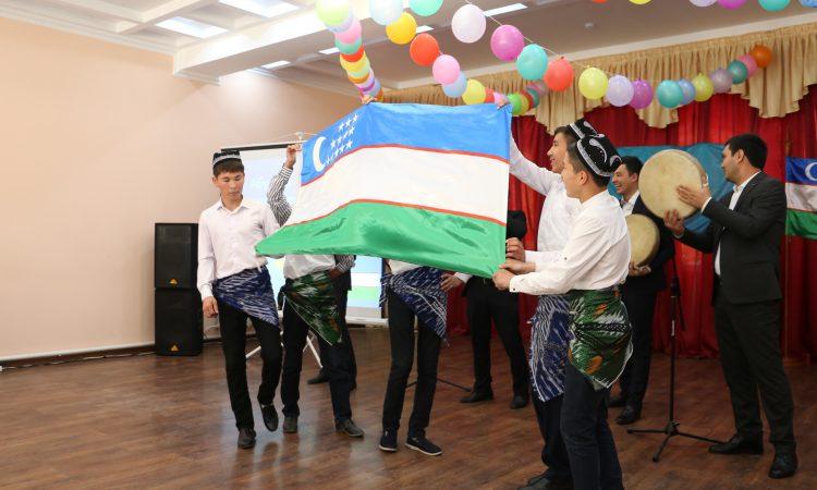 Год Узбекистана в Казахстане
