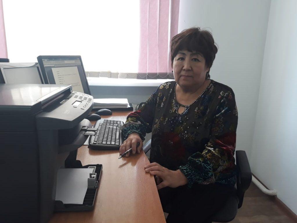Алиева Гулзина